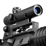 Barska  4x20 Electro Sight Carry Handle Scope