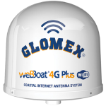 WebBoat 4G+, 3G/4G/WiFi Antenna