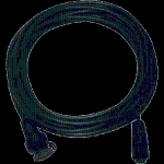 Standard Cable, Command Mic II, 20'