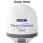 TracVision UHD7 Tapered Base Dummy Dome