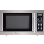 Microwave,1.3cf Countertop, 1KW, SS