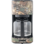 Coffee Maker, 12 Cup, Camo