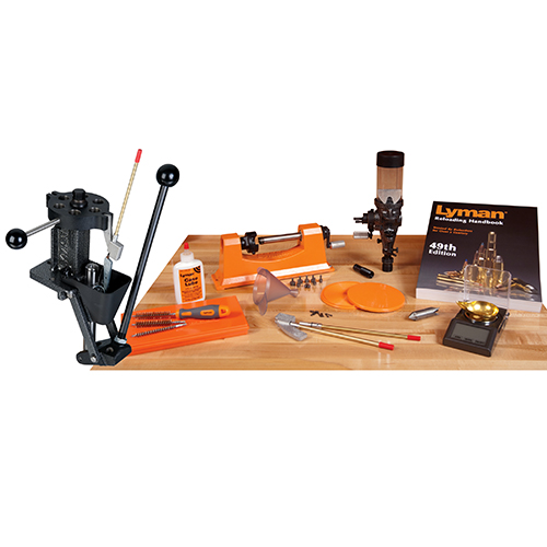Lyman T-Mag Expert Kit w/1000XP Scale 7810142