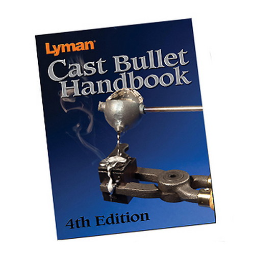 Lyman Cast Bullet Handbook 4th Edition 9817004
