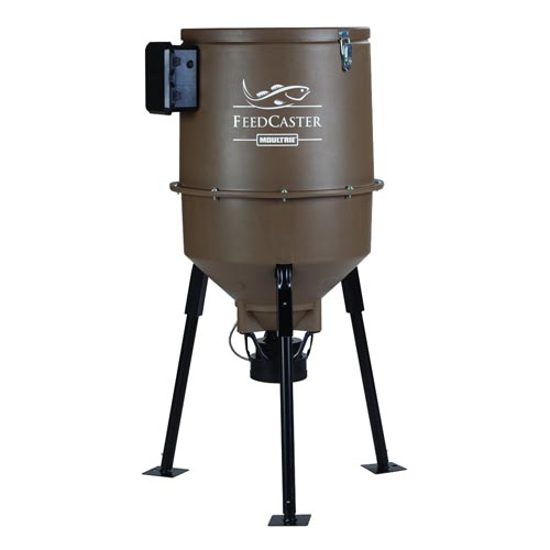 Moultrie Feeders 30-gallon FeedCaster MFF-12655