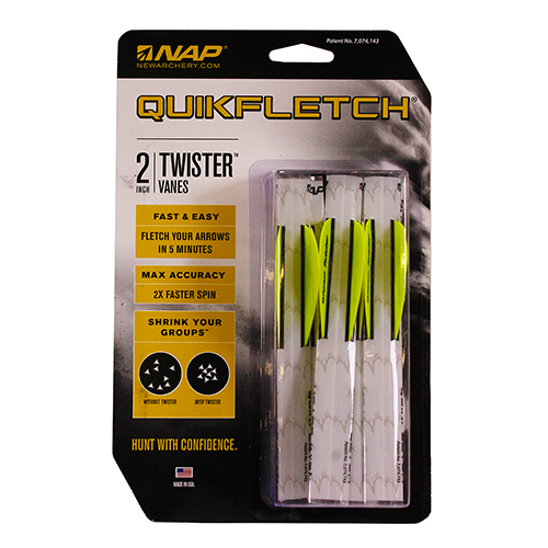 New Archery Products Quikfletch 2