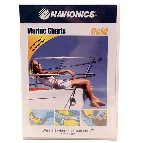 Navionics All Usa & N Bahamas MSD/1XG