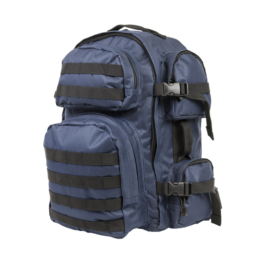 NcStar Vism Tactical Back Pack/ Blue,Black Trim CBL2911