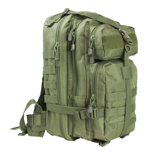 NcStar Small Backpack/Green CBSG2949