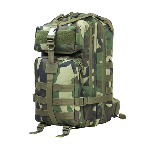 NcStar Vism Small Backpack/Woodland Camo CBSWC2949