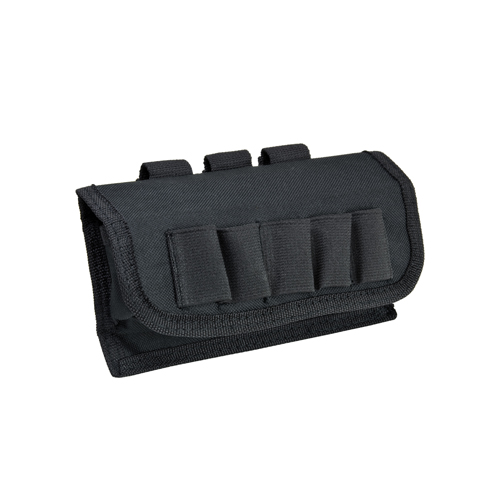 NcStar Tactical Shotshell Carrier/Black CV12SHCB