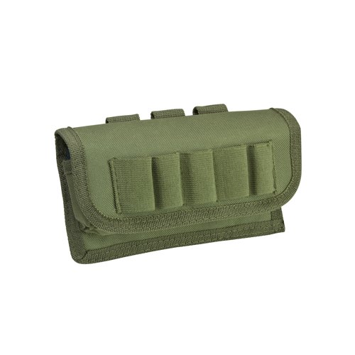 NcStar Tactical Shotshell Carrier/Green CV12SHCG