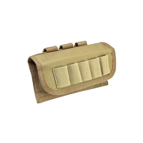 NcStar Tactical Shotshell Carrier/Tan CV12SHCT
