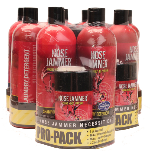 Nose Jammer Nose Jammer Pro Pack,Open Stock Case,6 3059