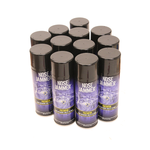 Nose Jammer Predator 6oz Aerosol Field Spray,12 Units 3134