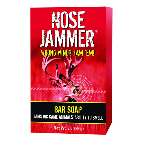 Nose Jammer Bar Soap, 6 Units 3141