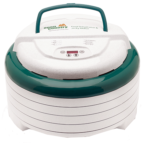 Open Country Gardenmaster Dehydrator 1000W Dig FD-1022SK