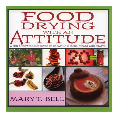 Open Country Food Drying With An Attitude,Book MB-1