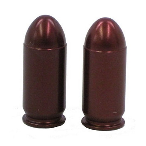 A-Zoom Pistol Mtl Snap Caps 10mm 5pk 15117