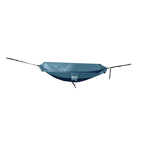 PahaQue Single Hammock Navy/Lt. Blue HM101