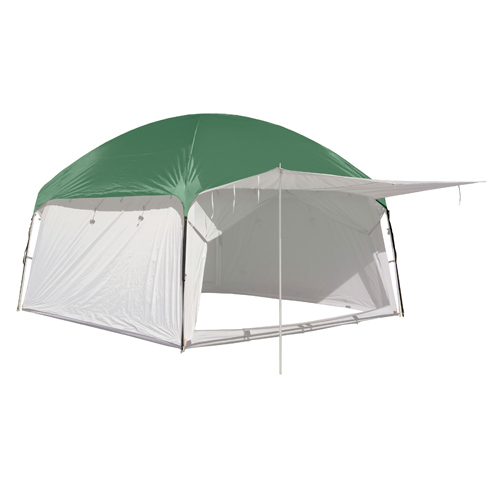 PahaQue ScreenRoom Rainfly, Green 10x10 SR11R