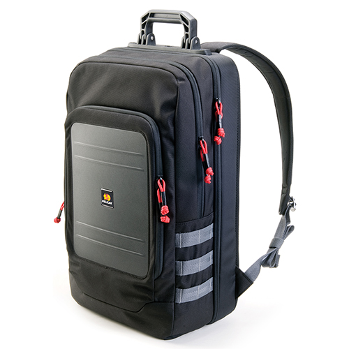 Pelican U105,Laptop-Economy,Backpack,Blk 0U1050-0003-110