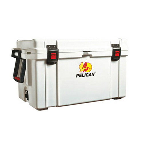 Pelican 45 Quart Elite Marine Cooler - White 32-45Q-MC-WHT