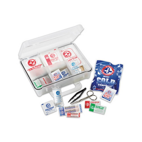 Peltor Construction/Industrial First Aid Kit,118 94118-80025