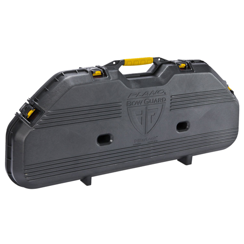 Plano AW Bow Case Black/Yellow 108115