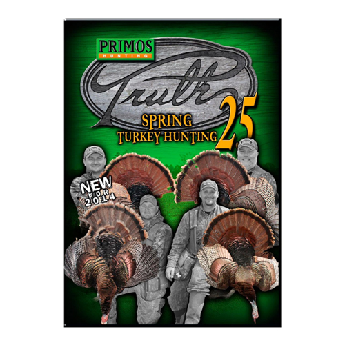 Primos The TRUTH 25 - Spring Turkey Hunting 40251