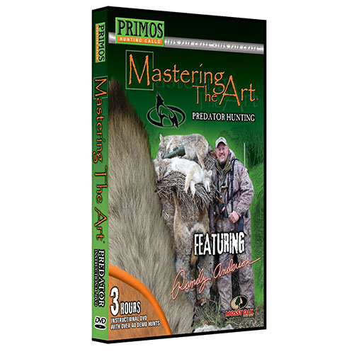 Primos Mastering The Art - Predator DVD 44112