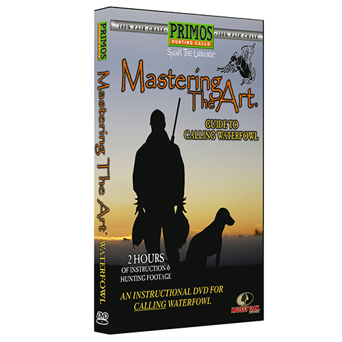 Primos Mastering The Art - Waterfowl DVD 44511
