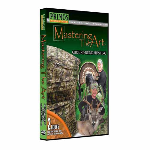 Primos Mastering The Art®Ground Blind Hunting 44611