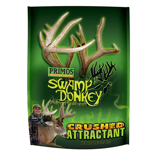 Primos Hunting Swamp Donkey Crushed Attractant- 6lb Bag 58521