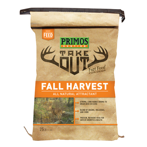 Primos Hunting Take Out Fall Harvest 25Lb Bag 58526