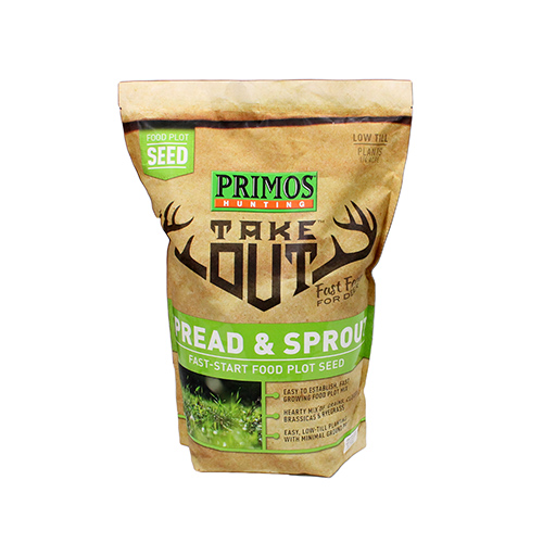 Primos Hunting Take Out Spread & Sprout 5Lb 58582
