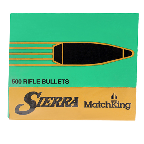 Sierra Bullets 6MM .243 107gr HPBT Match/500 1570C