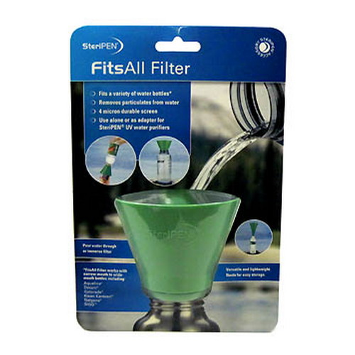 SteriPEN Fits-All Filter FAF-ADP