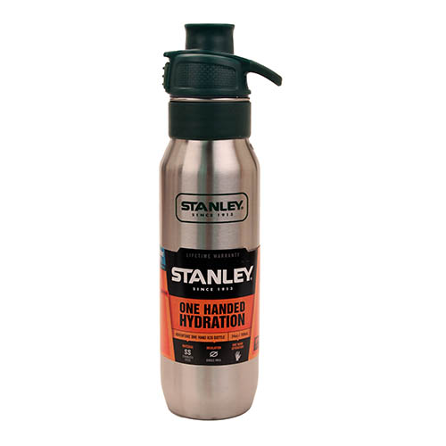 Stanley Adventure One Hand H2O 24oz SS 10-01152-065