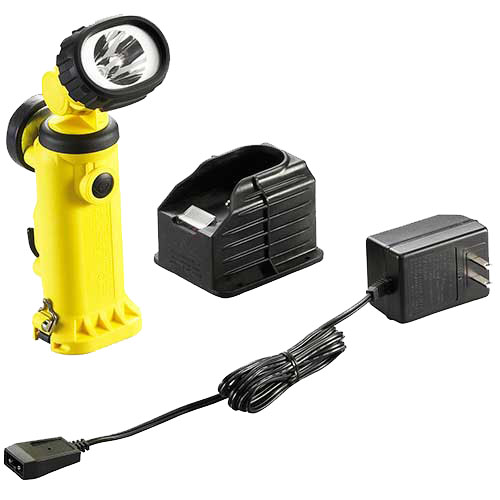 Streamlight Knucklehead HAZ-LO Spot 120V AC - Yellow 91722