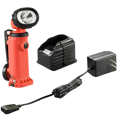 Streamlight Knucklehead HAZ-LO Spot 120V AC - Orange 91752