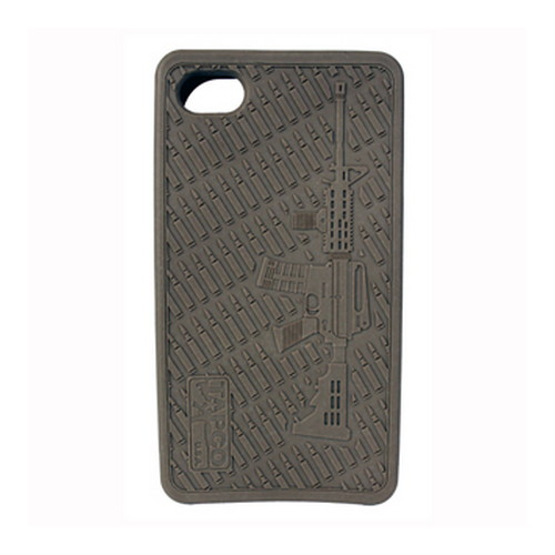 Tapco iPhone 4/4s AR-15 Case FDE IPHONE011AR-FDE