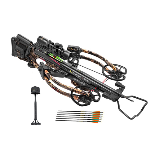 TenPoint Crossbow Technologies Carbon Nitro RDXw/PackageDeddSled 50 CB16005-5410