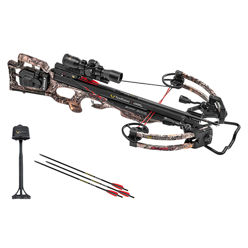 TenPoint Crossbow Technologies Carbon Phantom RCX w/pkgACUdraw50RM Pro CB17003-5111