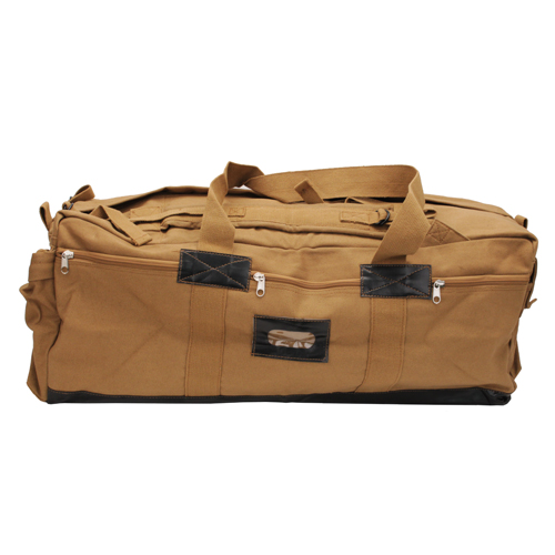 Tex Sport Tactical Bag, Canvas Coyote 11884