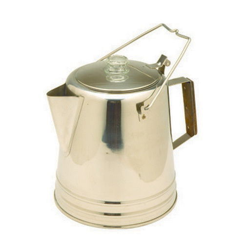 Tex Sport Percolator, Stainless Steel 14 Cup 13217