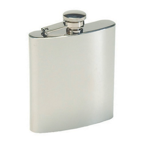 Tex Sport Flask Stainless Steel 8 Ounce 13405