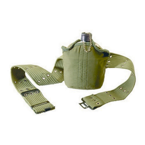 Tex Sport Set, Aluminum Canteen Belt 16390