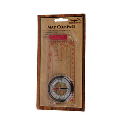 Tex Sport Compass, Map 27700