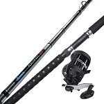 Okuma Great Lakes Trolling Cmb 8ft6in Medium w CLX-300La Rod